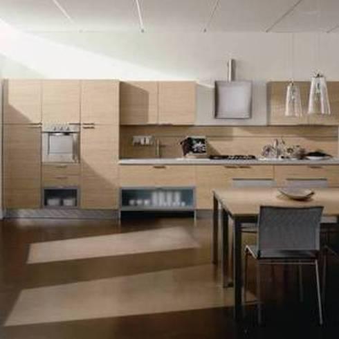 Mobiliario para cocinas mia de mk for Mobiliario para cocina