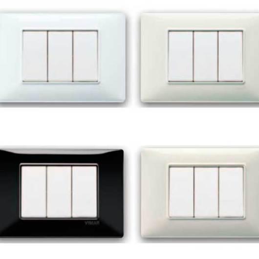 Interruptores / Accesorios Serie PLANA