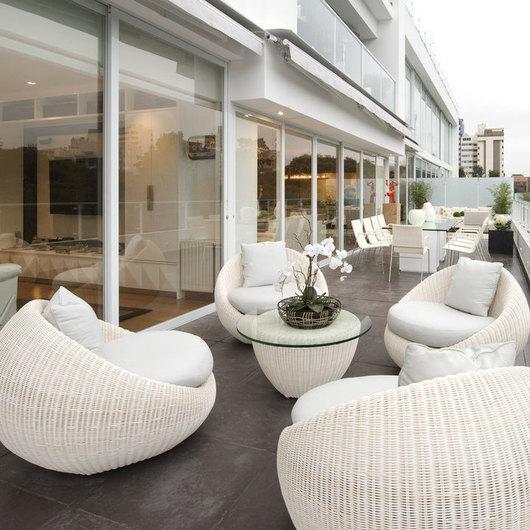 Diseño y decoración de espacios: Terraza