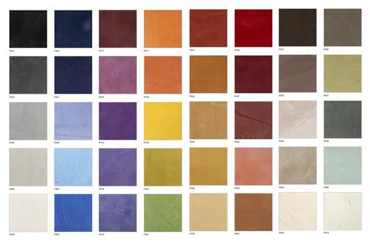 Recubrimiento interior palladio de corev - Aplicacion colores paredes ...