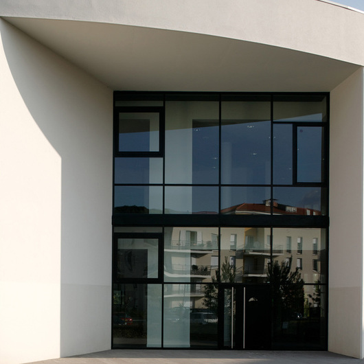 Aluminum Doors - SOLEAL