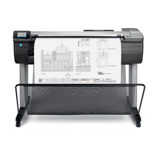 Impresora multifuncional HP Designjet T830