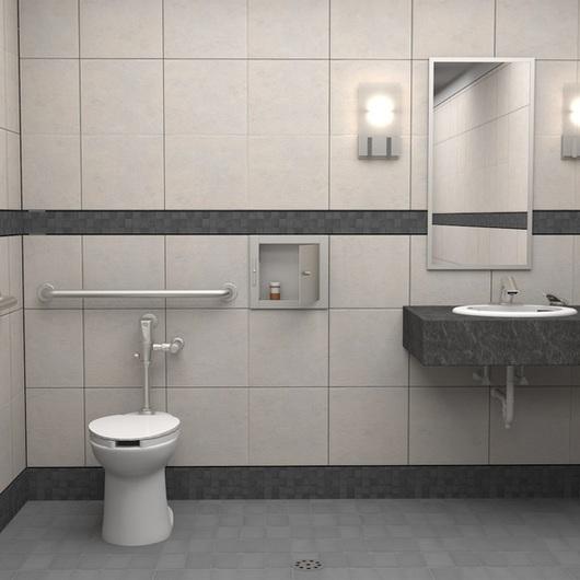 Accesorios de baño - Bobrick