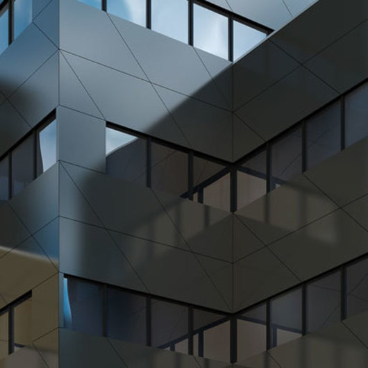 Paneles Meteon Lumen / Trespa