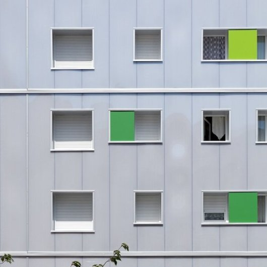 Sistema de fachadas ventiladas VRS