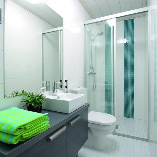Sistema para áreas úmidas - Solução Glasroc H