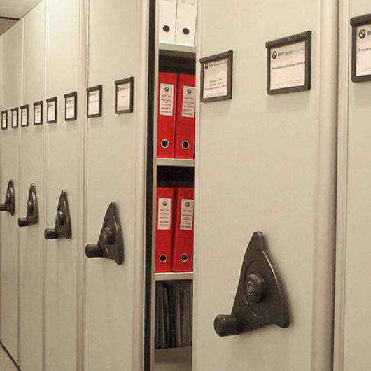 Archivadores Móviles Full Space / Bash Interiorismo
