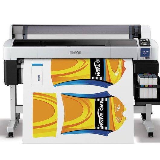 Epson Impresora de sublimación de tinta para telas SureColor F6200