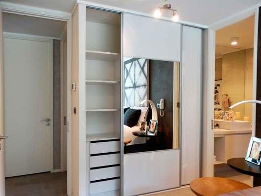 Sistema corredizo para puertas de closet patagonia 18 for Puertas corredizas para closet