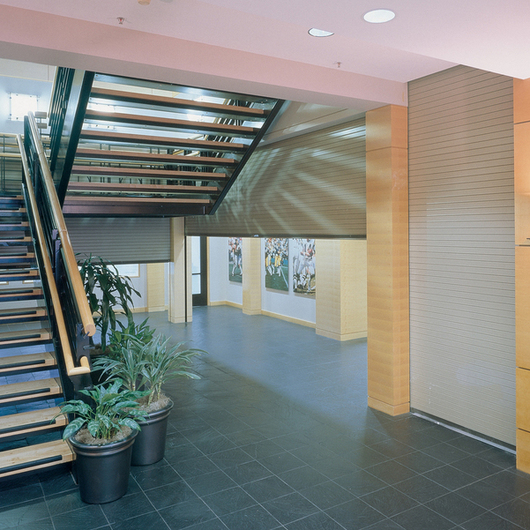 Rolling Fire Doors - AlarmGard™ Closing Systems