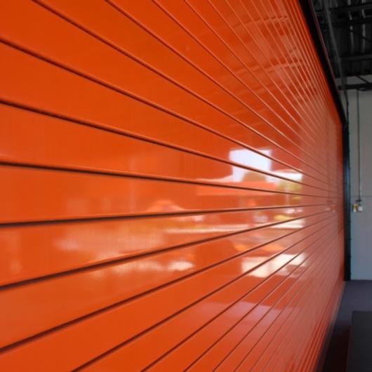Rolling Steel Service Doors
