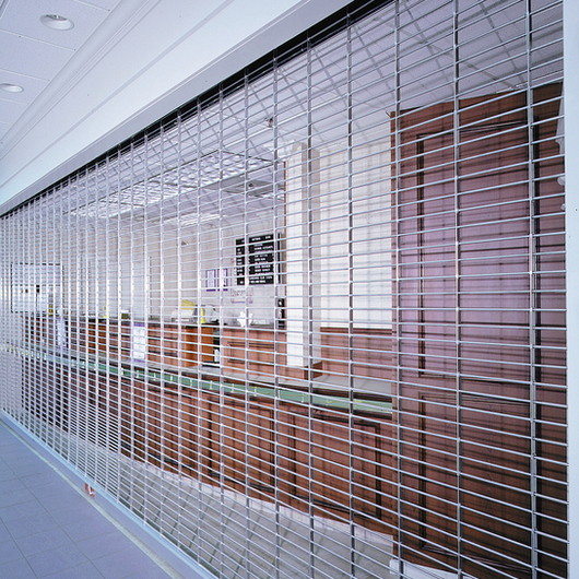 Rolling Security Grilles