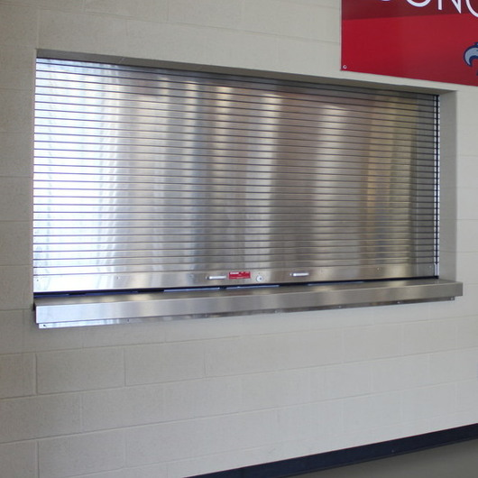 Fire-Rated Doors - Counter Fire Shutters