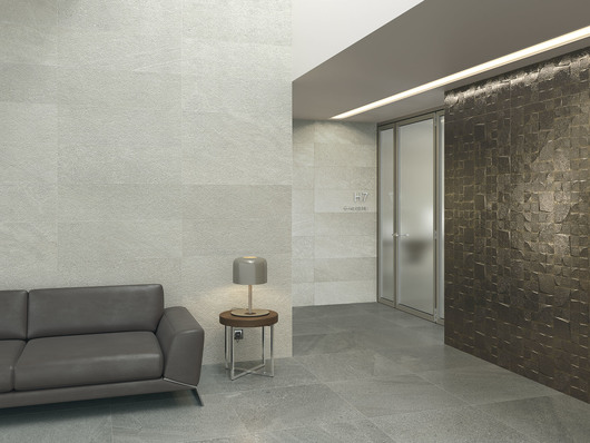 Wall tiles reims grespania from grespania for Carrelage 25x40