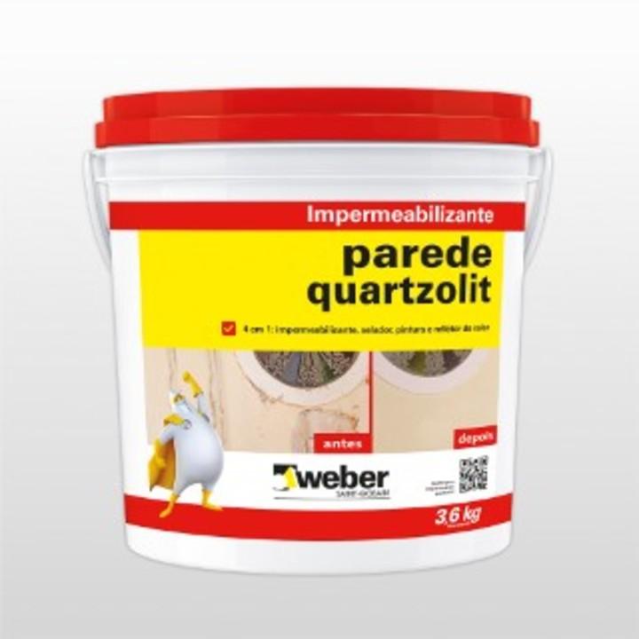 Vedaprem parede quartzolit bd 18 kg frete gratis r - Impermeabilizante para paredes ...