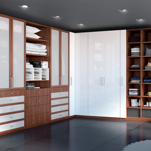 Closets y Vestidores Interioriza / Muebles Cook