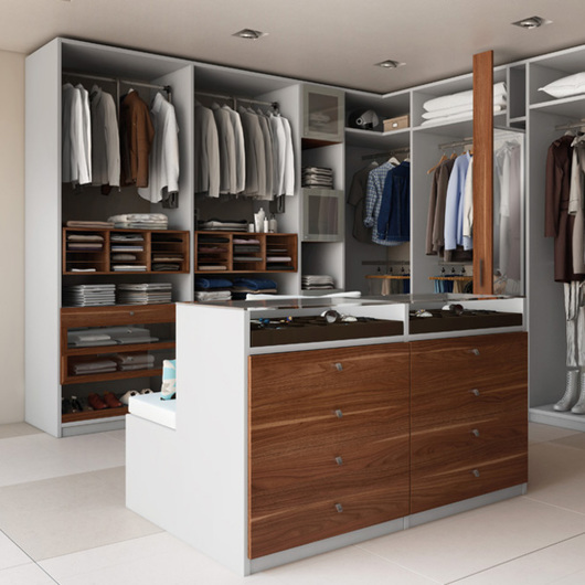 Closets y Vestidores Interioriza