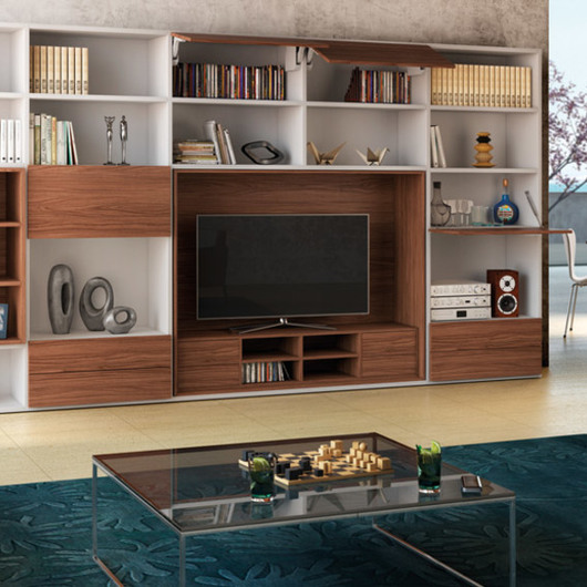 Muebles para Televisión Interioriza / Muebles Cook