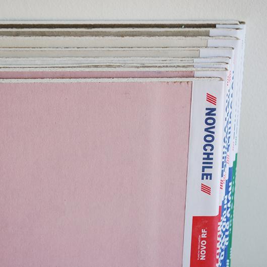 Placa de Yeso Cartón Resistente al Fuego - NOVO RF