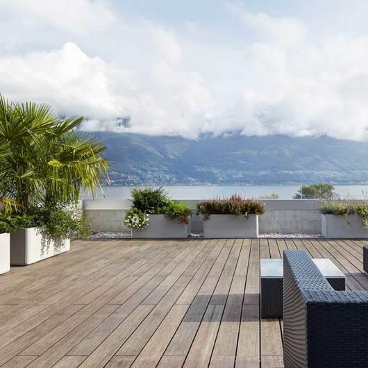 Deck Ecológico Bamboo MOSO / Hunter Douglas
