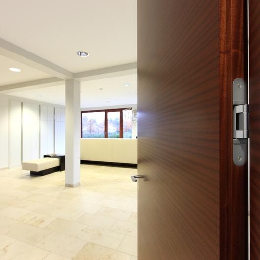 Puertas plegables de k mmerling for Puertas osciloparalelas