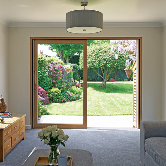 Doors – Integrated Sliding Doors
