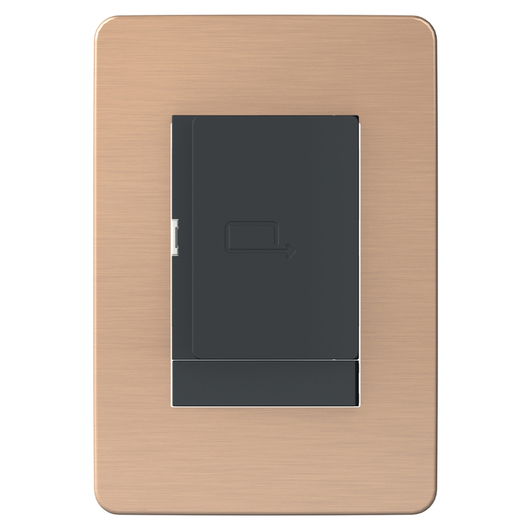 Interruptor de tarjeta para hoteles