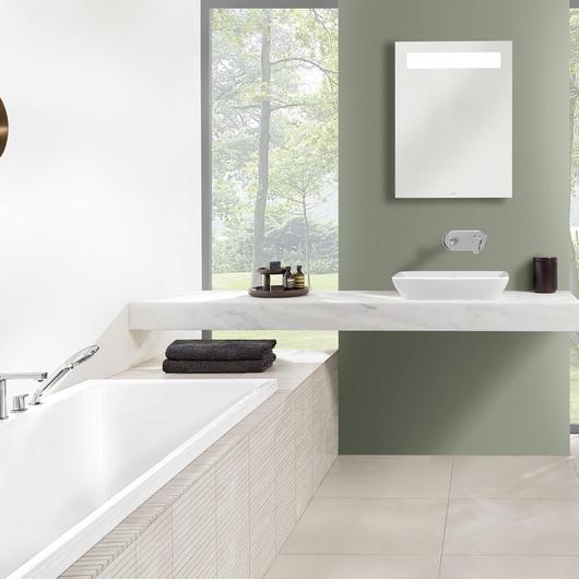 Grifería y Accesorios para baño Architectura