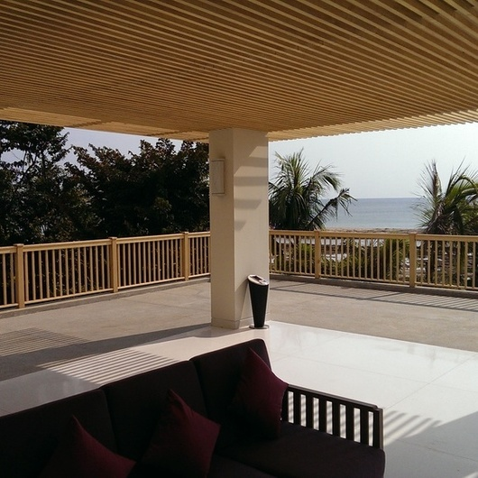Accoya® Wood at World Hotels Salinda Resorts