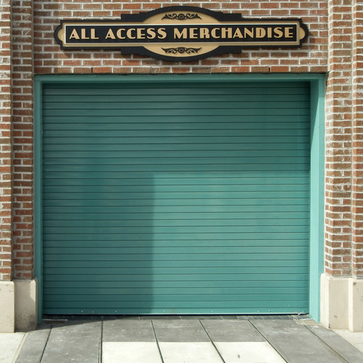 Insulated Rolling Door - Thermiser Max®