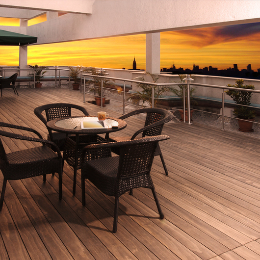 Pisos exteriores de Madera: Deck Accoya®