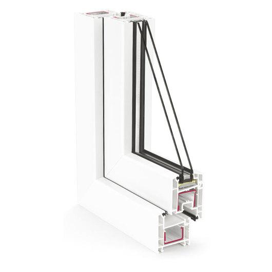 Ventanas y puertas Euro-Design 60