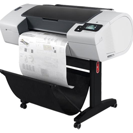 HP DesignJet T790 plotter gran formato