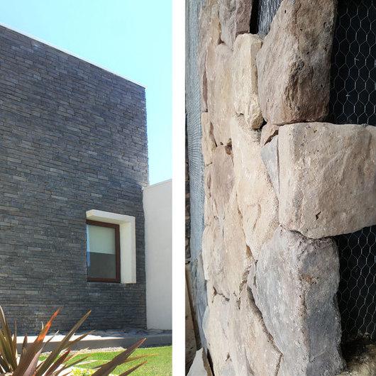 Instalación Piedras Chilenas