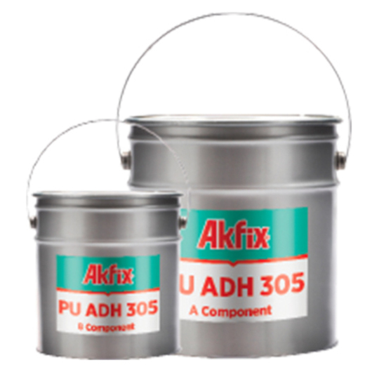 Adhesivo Akfix para Caucho y Parquet / Nuprotec