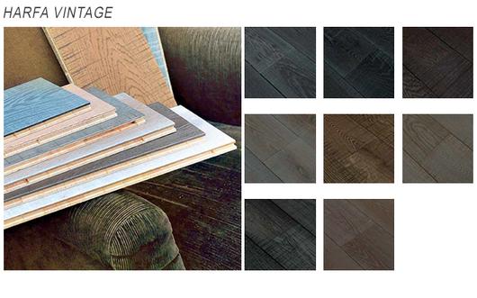 Harfa Vintage Collection | Pisos de Madera de Ingeniería ESCO | Nuprotec