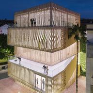 Sunscreen fabrik from shildan for Fabrik landscape architects