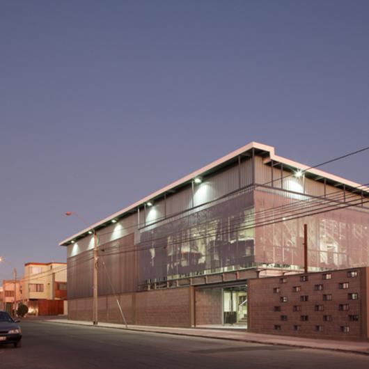 Aplicación Stripscreen en Edificio APRO Calama