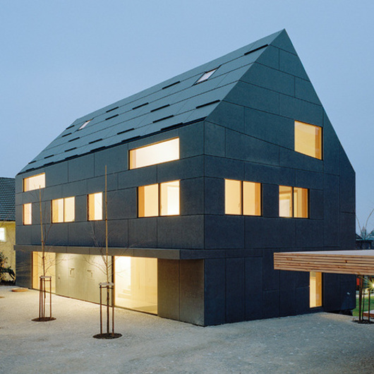 SWISSPEARL THE 5TH FAÇADE Roof Panels