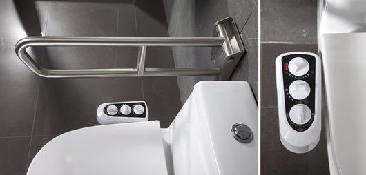 Baño Discapacitados Neufert:Baños para personas con Discapacidad de CHC