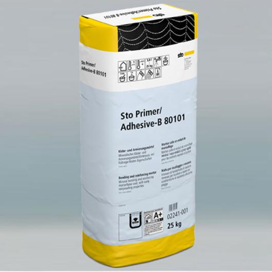 Mortero - StoPrimer & Adhesive B
