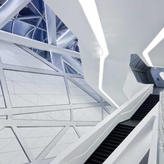 Aplicación de Productos KEIM en Obras de Zaha Hadid