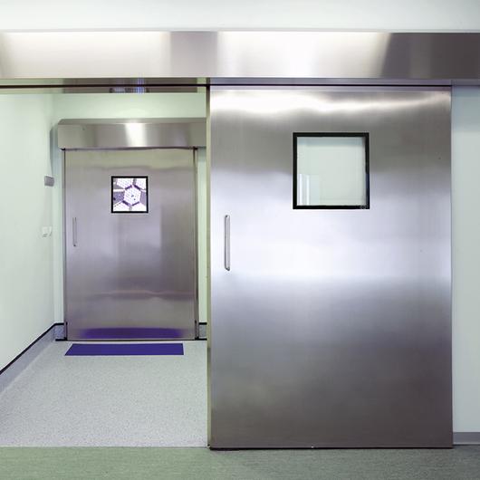 Puerta Corredera Hospitalaria HS-201