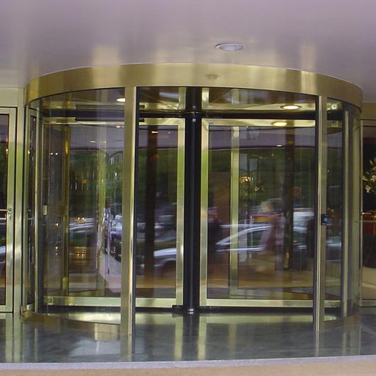 Puerta Giratoria RS-2HC