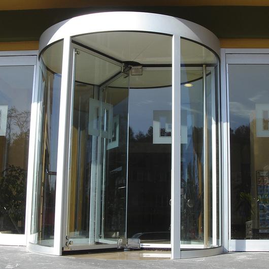 Puerta Giratoria RS-EKO
