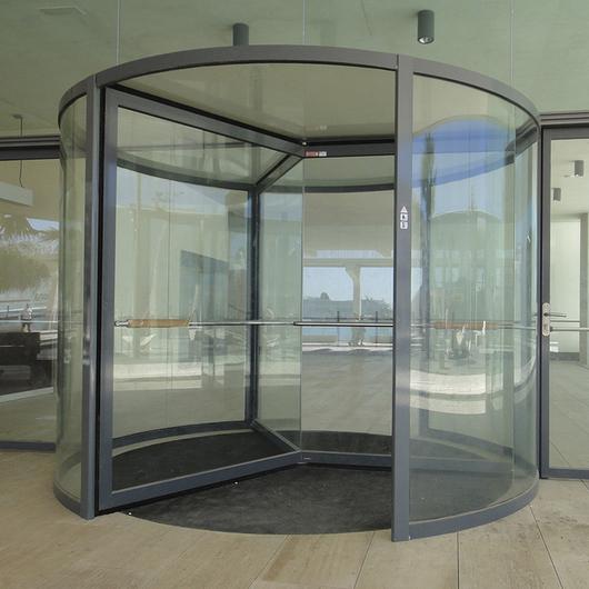 Puerta Giratoria RS-SKY