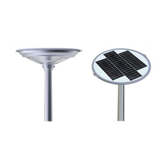 Luminaria Solar para Parques y Jardines