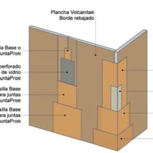 Sistema integral JuntaPro para ejecutar junturas invisibles de plancha Volcanita / Volcan