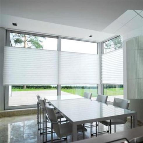 Cortinas XL Pleated de Coulisse / Rollux