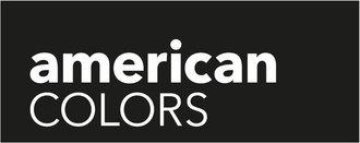 Large logo american colors